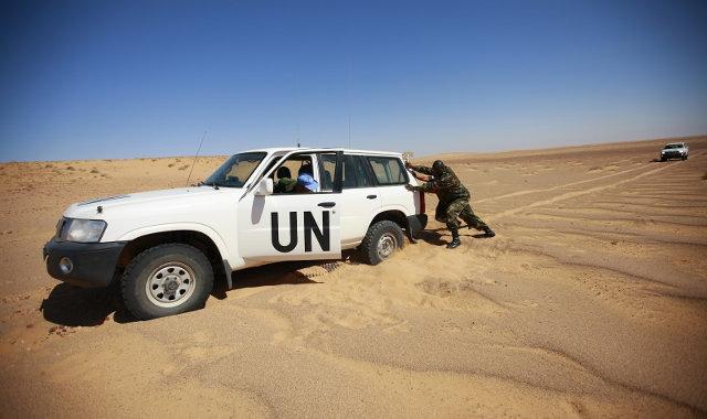 Совет Безопасности ООН принял резолюцию № 2152 относительно проблемы Западной Сахары